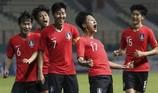 Hàn Quốc hạ Nhật Bản vô địch Asiad, Son cảm ơn Lee