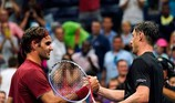 "US Open: Đến lượt ""cây đa, cây đề"" Federer cũng…out"