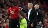 """Mourinho: """"Đã bảo Pogba không là đội trưởng MU"""""""