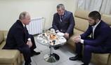 Gặp Tổng thống Putin, Khabib giải thích sự cố đánh người