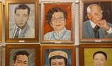 Ngắm áo mão của Kim Trọng, Thúy Kiều ở triển lãm cải lương