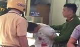 Nghi án dùng súng cướp tiệm vàng giữa đêm tại Hà Nội