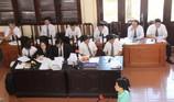 Xét xử BS Lương: Luật sư bị HĐXX mời ra ngoài