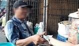 Bắt 3 bị can vụ 'bảo kê' tại chợ đầu mối Long Biên