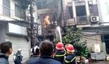 Sau hỏa hoạn gần trụ sở VFF, Hà Nội lại có cháy lớn