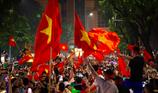 Hà Nội tung toàn bộ CSGT giữ trật tự trận Việt Nam-Malaysia