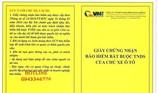 CSGT có được lập biên bản lỗi không mang bảo hiểm xe?
