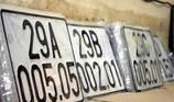 Sang tên xe cùng tỉnh có được giữ nguyên biển số cũ?