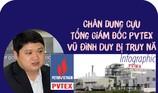 Chân dung cựu Tổng Giám đốc PVTex Vũ Đình Duy bị truy nã