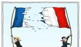 Macron chiếm ưu thế