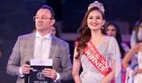Hoa hậu Khánh Ngân bị cướp quyền trao vương miện