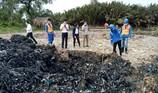 Vụ chôn rác thải ở Bình Chánh có dấu hiệu hình sự