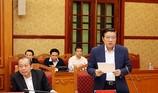 Ban Nội chính Trung ương sẽ chống tham nhũng mạnh hơn