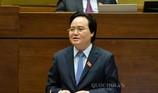 Quốc hội bàn việc sửa đổi toàn diện Luật Giáo dục