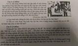 'Tham nhũng, nhận hối lộ để báo hiếu' vào đề thi học kỳ