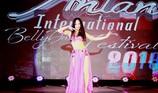 Vũ công Belly Dance Việt Nam và quốc tế cuốn hút người xem