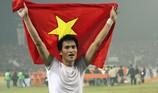   Công Vinh và cảm xúc của lần vô địch AFF Cup 2008
