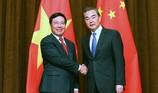 Phó Thủ tướng hội đàm với Bộ Ngoại giao Trung Quốc