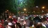 Nhóm người quá khích lại phá trụ sở tỉnh Bình Thuận