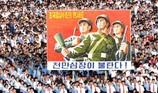 'Biển người' Triều Tiên thề làm 'đạn sống' đấu với Mỹ
