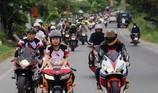 500 mô tô khủng tụ hội ở TP Cần Thơ
