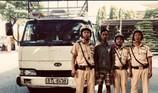 TP.HCM: CSGT Phú Lâm bắt kẻ trộm ô tô