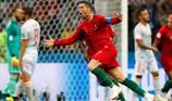 HLV Queiroz tuyển Iran sợ hãi ma thuật của Ronaldo