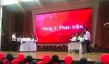 Gala chung kết cuộc thi học thuật về pháp luật