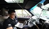 Ô tô tự lái của FPT đạt tốc độ 40 km/giờ
