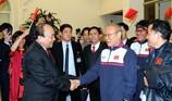 Thủ tướng gặp mặt đội U23 Việt Nam