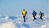 Người phụ nữ VN đầu tiên tham gia Marathon Bắc Cực