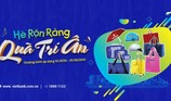 Hàng ngàn quà tặng hè của VietBank tri ân khách hàng