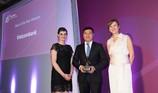 Vietcombank nhận giải Ngân hàng tiêu biểu 2018 của The Banker