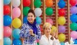 NS cải lương Bình Tinh một mình 'chống đỡ' 3 nam nghệ sĩ hài