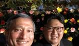 Ông Kim làm gì ở Singapore hôm nay?