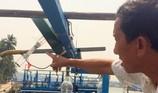 Tàu cá Quảng Ngãi bị đâm chìm ở Hoàng Sa