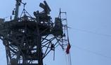 Khu trục hạm Hải quân Canada treo cờ rủ khi thăm Việt Nam
