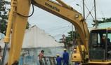 Bắt đầu xây dựng cầu Long Kiểng mới