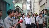 Quận Phú Nhuận cưỡng chế giao nhà cho người trúng đấu giá