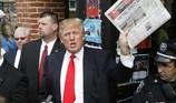 300 tờ báo lên án cuộc chiến chống truyền thông của ông Trump
