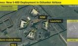 Ảnh vệ tinh tiết lộ vị trí Nga triển khai S-400 ở Crimea
