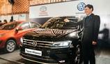 Volkswagen trưng bày 7 mẫu xe tại Vietnam Motor Show 2018