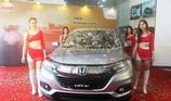 Honda Cộng Hòa giới thiệu mẫu xe HR-V và nhận cọc