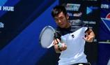 Lý Hoàng Nam thăng hạng 433 ATP, thua ngay trận đầu giải F3