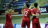 Futsal Việt Nam thắng 'hủy diệt' tuyển Brunei