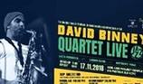 Thanh Bùi mang nghệ sĩ jazz saxophone David Binney về Việt Nam