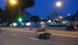 Tông xe máy ở Bình Tân, 2 cháu bé nhập viện