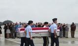 Việt Nam hồi hương gần 1.000 hài cốt lính Mỹ trong 30 năm qua