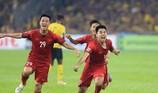 Xem lại 2 bàn thắng của tuyển Việt Nam tại chung kết lượt đi