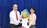 Bí thư quận Gò Vấp làm chủ tịch Liên đoàn Lao động TP.HCM